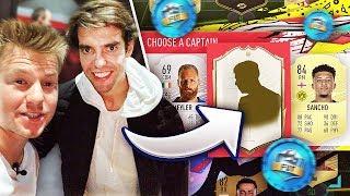 IKONA wybiera mi DRAFT w FIFA 20