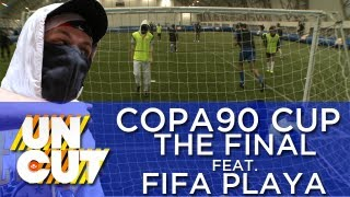 5 aside Cup match (Fifa Playa Commentary)
