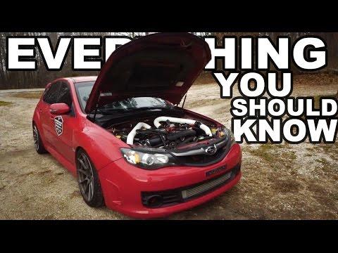EVERYTHING You Need to Know About My Subaru STi...