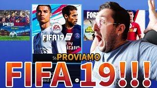 COME SCARICARE FIFA 19 DEMO + PROVIAMOLO!!!
