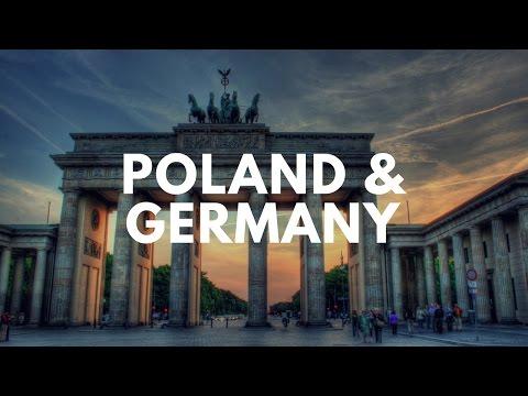 POLAND & GERMANY TRIP | GoPro HERO 5 | Travel | April 2017