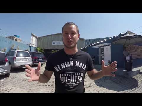 GCP Academy Tour - Demian Maia Jiu-Jitsu: Sao Paulo, Brazil