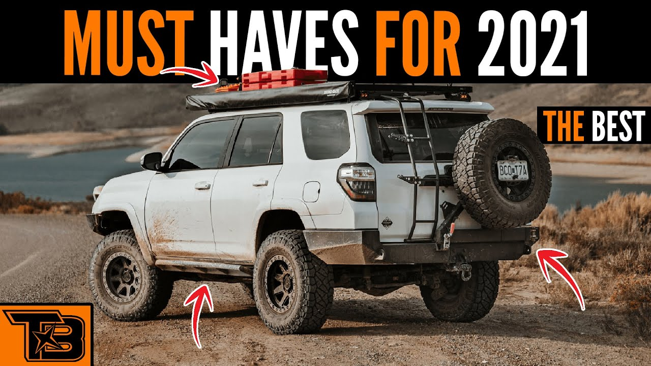 Offroad Must Haves for 2021
