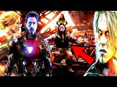 Avengers 4 EndGame PLOT LEAK REVEALED! IRONMAN DIES! KANG! Adam Warlock! Eternity!
