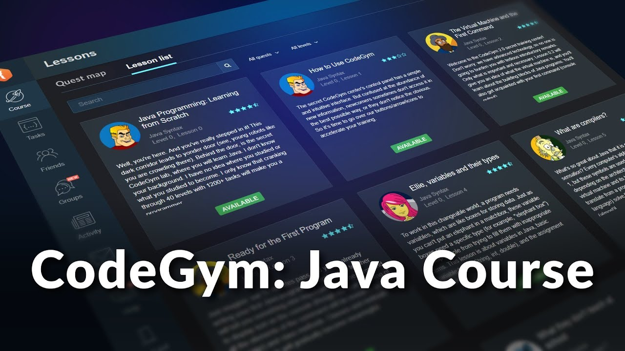 Image result for Java Programming With CodeGym