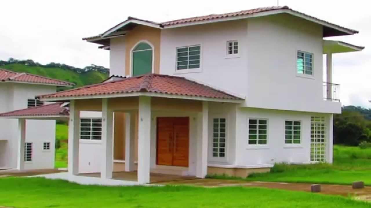 Se vende casa nueva de paquete con la mejor vista david prestige panama realty - Se vende casa mallorca ...