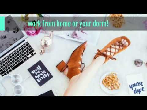 College students - Work from the comfort of home or your dorm! Slay your income now!