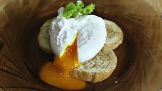 Яйцо пашот | Poached Egg