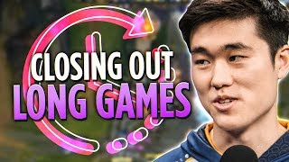Pobelter - THIS IS HOW YOU CLOSE OUT LONG GAMES!