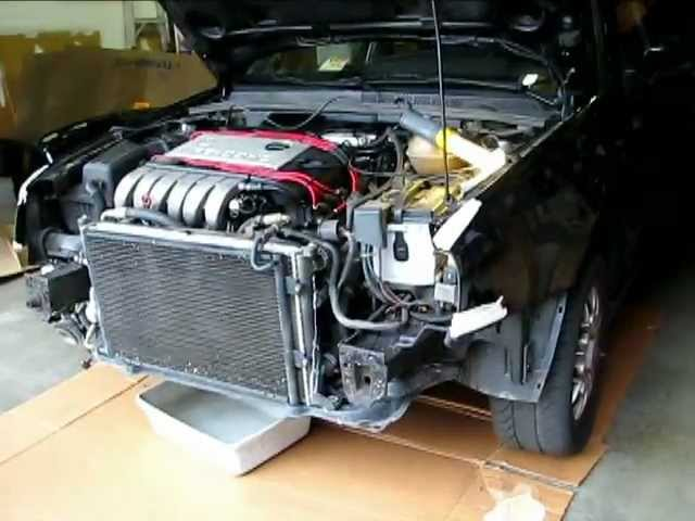 Diy Radiator Replacement 1994 Vw Jetta Mk3 Youtube