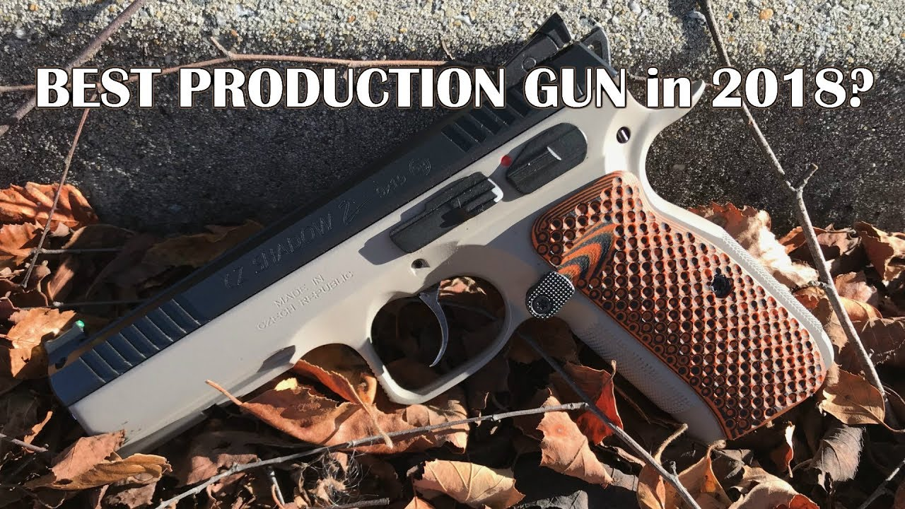 CZ Shadow 2 - Complete Review - The most popular Production handgun at  USPSA production nationals