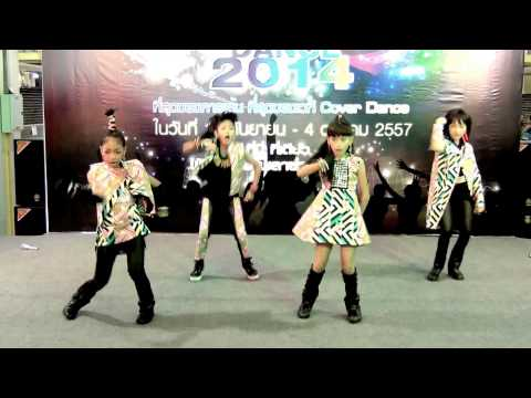 140920 Double S cover 2NE1 - Intro + Fire @Pantip Cover Dance 2014 (Audition)
