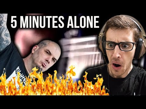 """Hip-Hop Head's FIRST TIME Hearing """"5 Minutes Alone"""" By PANTERA"""