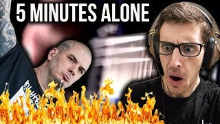 "Hip-Hop Head's FIRST TIME Hearing ""5 Minutes Alone"" by PANTERA"
