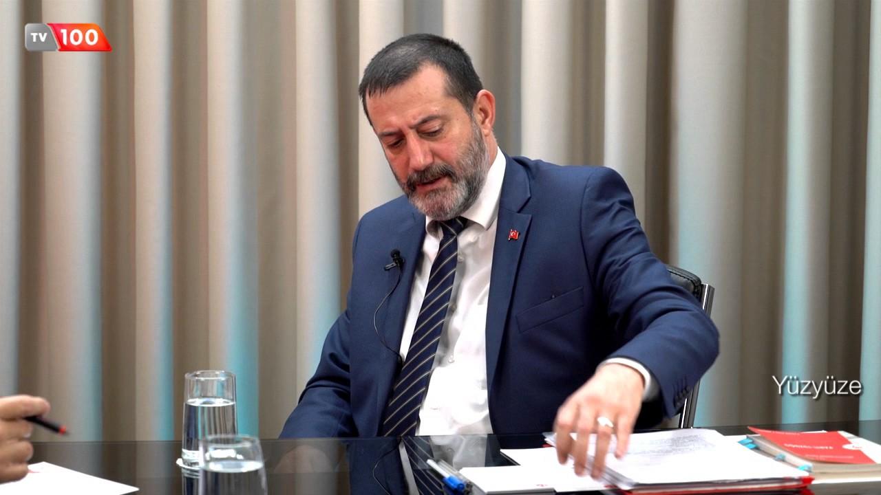 Yüzyüze Programı Mhp Çanakkale İl Başkanı Hakan Pınar Part 2