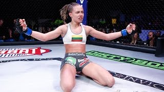 10 Sexy Rose Namajunas HD Photos in Under 60 Seconds