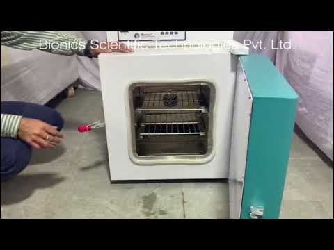 Gravity Convection Oven