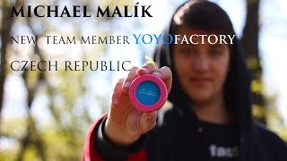 michael malk   welcome to team yoyofactory cz