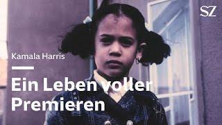Kamala Harris - Ein Leben voller Premieren