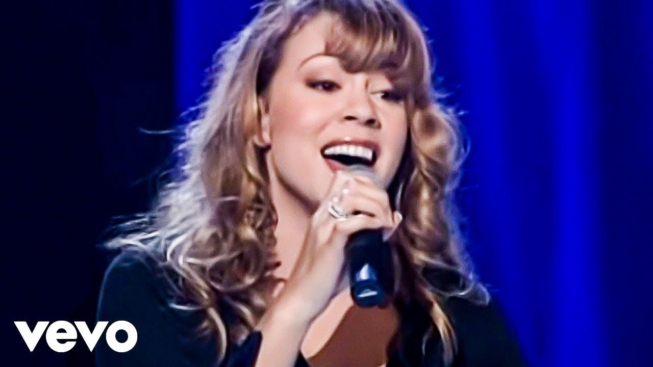 Mariah Carey I Ll Be There From Fantasy Live At Madison Square Garden You