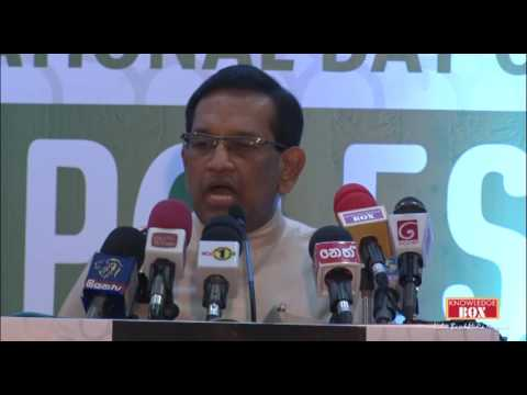 Hon. Dr. Rajitha Senaratne MP. @ The United Nations Day for Solidarity with Palestine