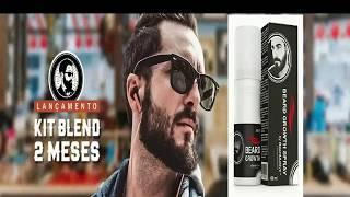 Super Tonico Faz Crescer Barba e Sobrancelhas + FRETE GRATIS