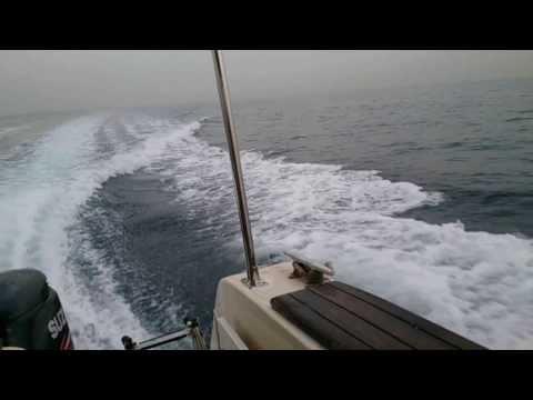 Tekneyle balık avından dönüş obhur koyu cidde arabistan - 1 MOV 0035 1