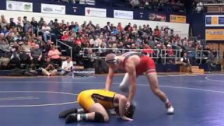 149 lbs Micah Jordan, OSU vs Tim Rooney, KSU