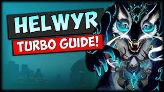 Helwyr Turbo Guide - A Simplified Guide for Beginners to Learn Helwyr In No Time! (Runescape 3)