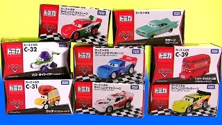 Tomica Cars 2 Diecast Collection Takara Tomy