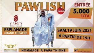"""Pawlish Mbaye sur son événement du 19 juin sur l'esplanade du Grand théâtre """"Biss bi dafa sa……»"""