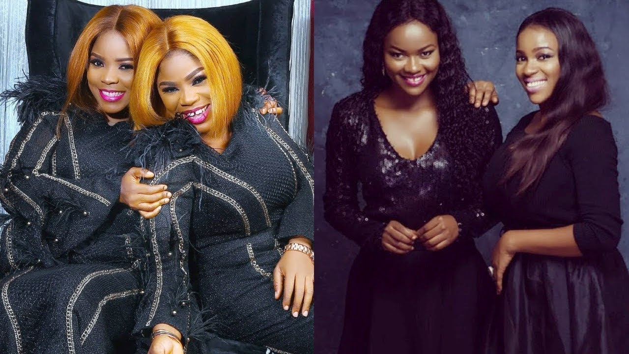 Download WATCH 5 Yoruba Actresses You Never Knew Are Twins