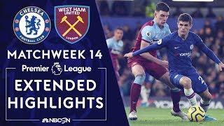 Chelsea v West Ham United  PREMIER LEAGUE HIGHLIGHTS  113019  NBC Sports