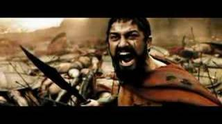 300: Final Fight Sequence (Death of Leonidas)(This is the final fight sequence in 300, the movie, leading up to the death of King Leonidas, the Spartans' fierce leader. Enjoy!, 2007-12-08T07:33:11.000Z)