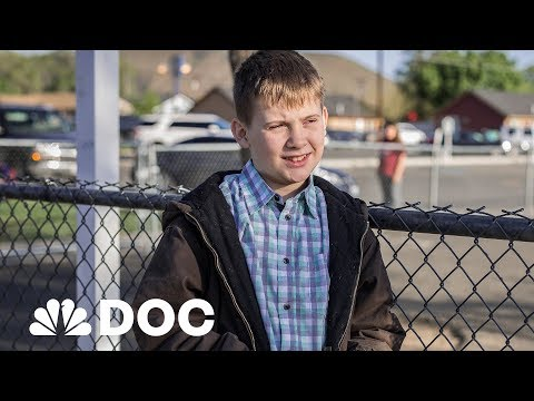 The Calm Room: One School's Radical Plan To Combat Childhood Trauma   NBC News