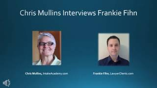 interview with frankie fihn
