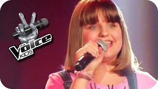 Nie Vergessen - Glasperlenspiel (Loredana) | The Voice Kids 2015 | Blind Audition | SAT.1