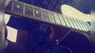 Din jole Rati jole guitar cover