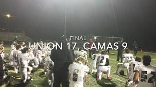 Highlights from Union's 17-9 win over Camas