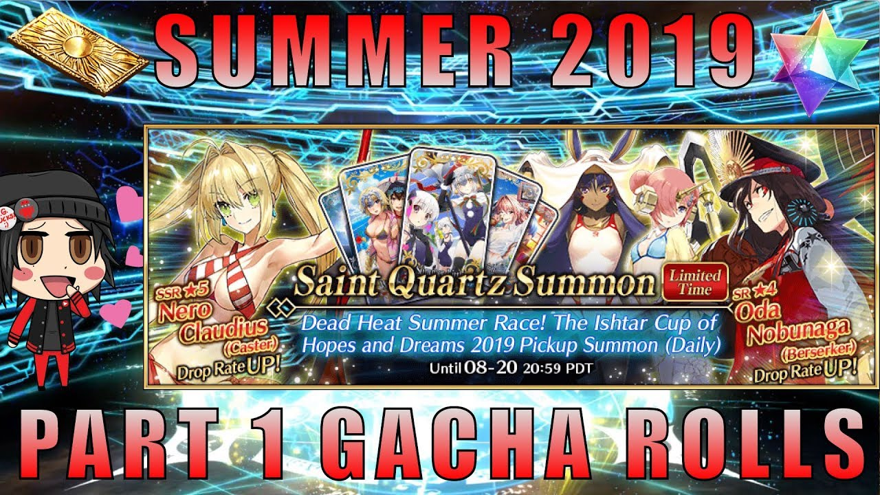 Fgo Summer Event 2020.Just Want The 5 Ce Fgo Dead Heat Summer Race The Ishtar Cup Of Hopes And Dreams 2019