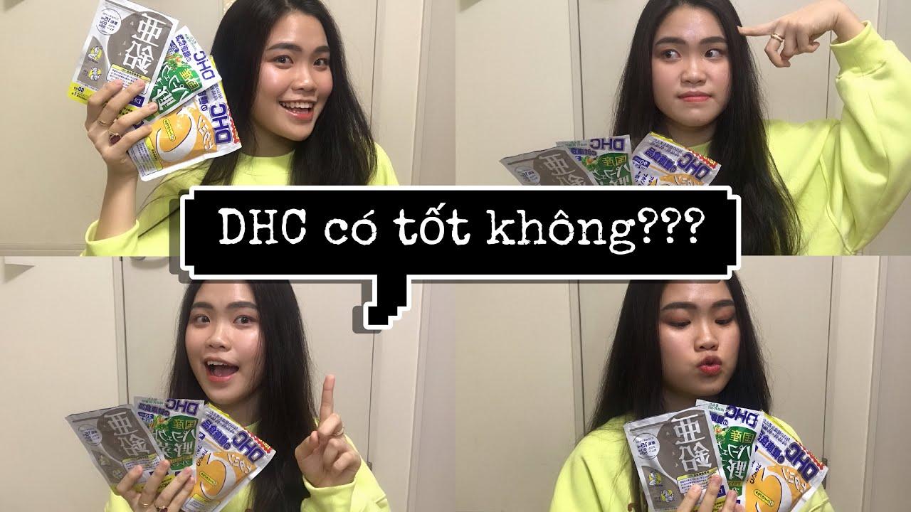 Thực phẩm chức năng của DHC có tốt không??? | REVIEW | SERI BABY