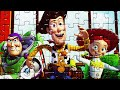 Disney TOY STORY Puzzle Games Jigsaw Puzzles Rompecabezas Potato Head, Woody, Buzz Lightyear