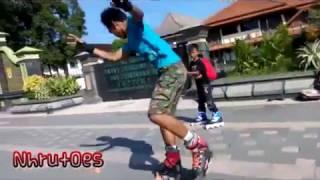 Main Sepatu Roda Zig Zag Roller Skate Inline