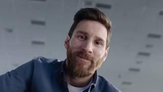 Messi is enjoying Ooredoo internet