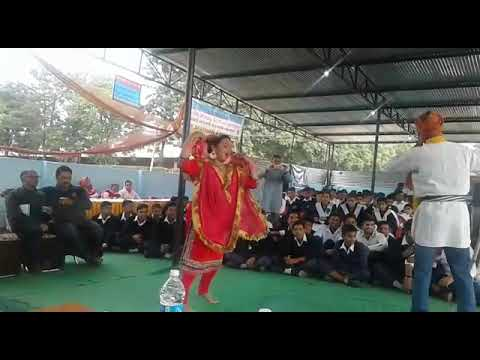 Dance on dogri song.