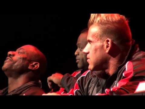 2013 Mr Olympia Press Conference - FULL