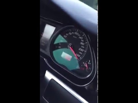 Audi RS6 Top Speed