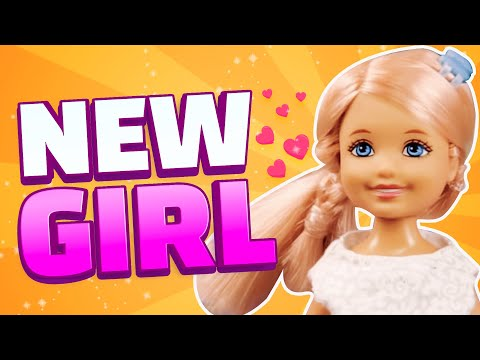 Barbie - New Girl at School | Ep.24