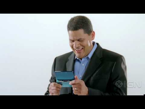 Reggie Watches Microsoft Kinect