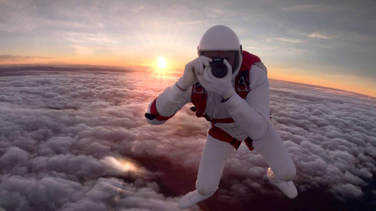 Fall Live Wallpaper Sony A7r Skydive Tvc Cutting Edge Australian Skydive
